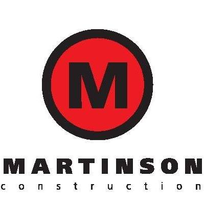 Martinson Construction Logo