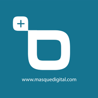 Mas que Digital Logo