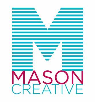 MASON CREATIVE Logo