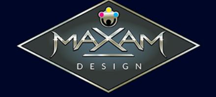 Maxam Design Logo