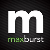 MAXBURST Logo