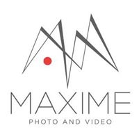 Maxime Photo and Video Logo