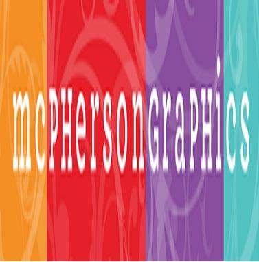Mc Pherson Graphics Logo