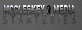 McCleskey Media Strategies logo