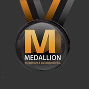 Medallion Investment & Development  Logo