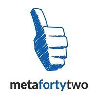MetaFortyTwo Logo