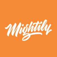 Mightily  Logo