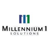 Millenium1 Solutions Logo
