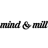 Mind and Mill Logo