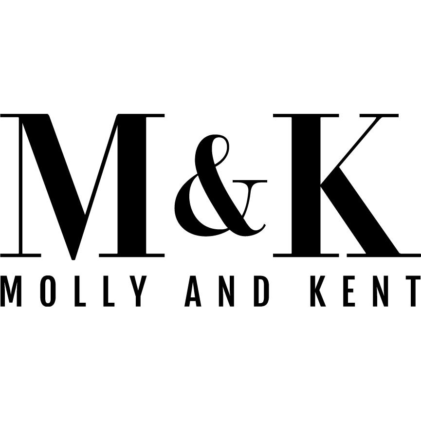 Molly & Kent Logo
