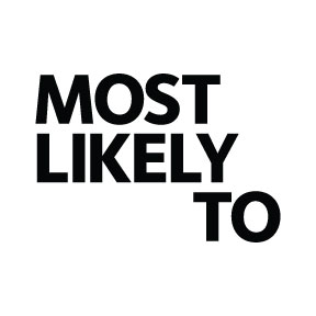 Most Likely To Logo