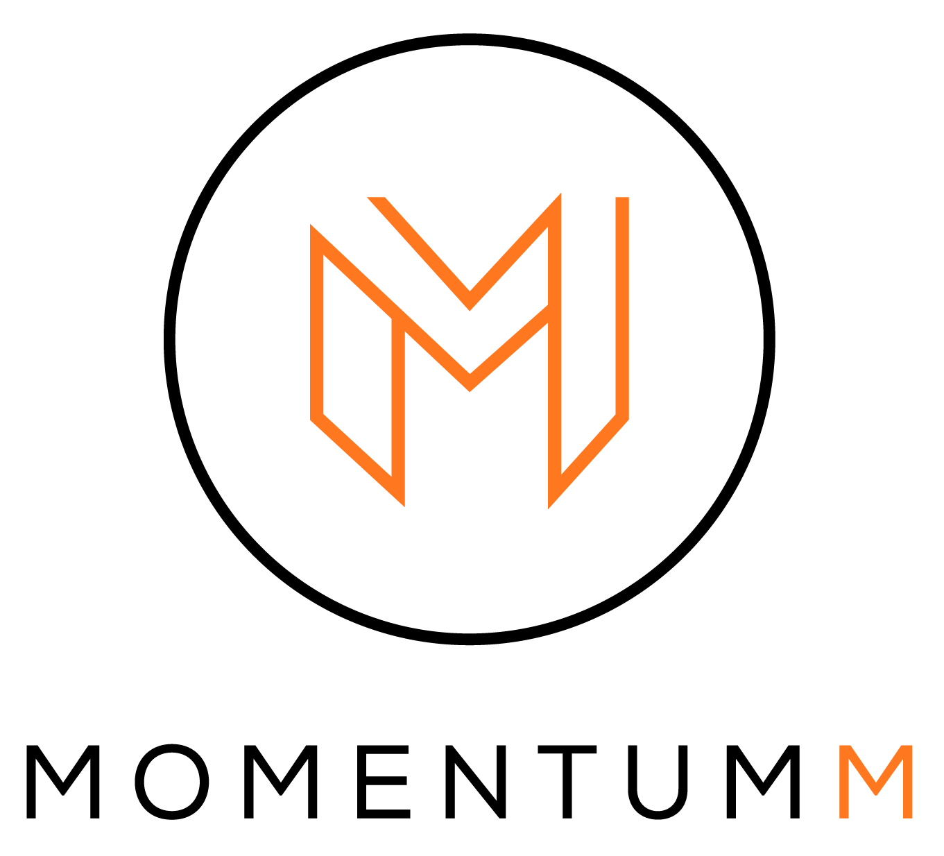 Momentumm Digital Logo