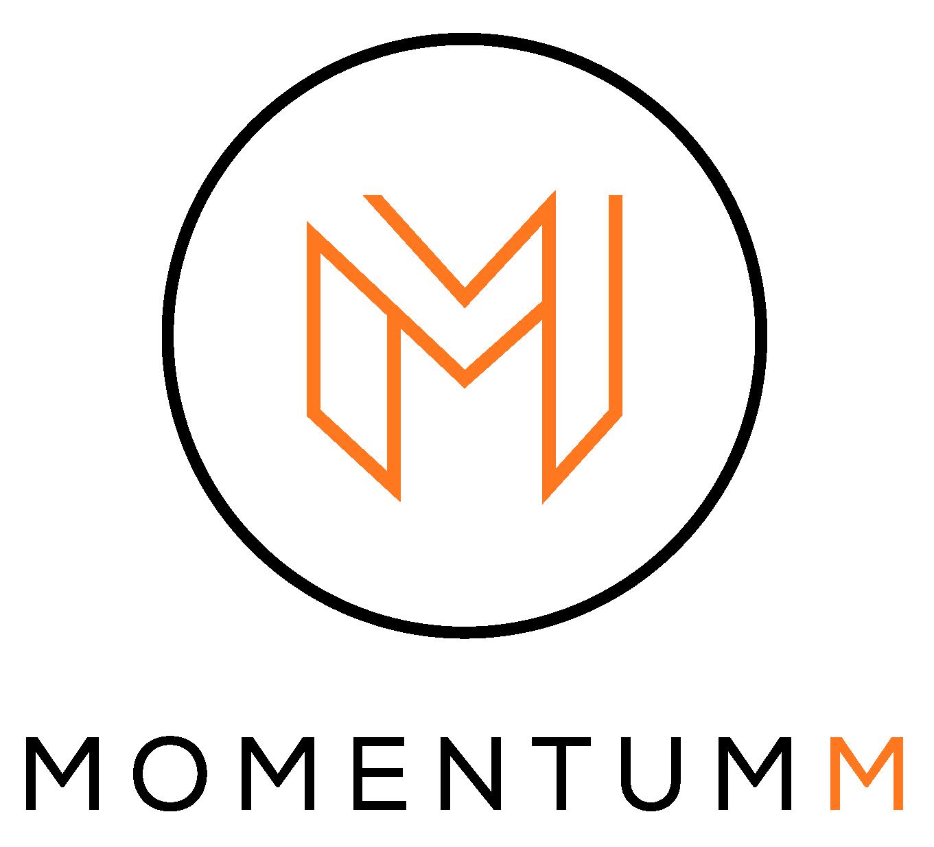 Momentumm Digital Logo