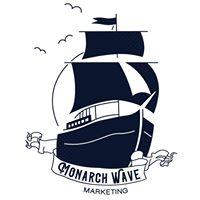 Monarch Wave Marketing Logo