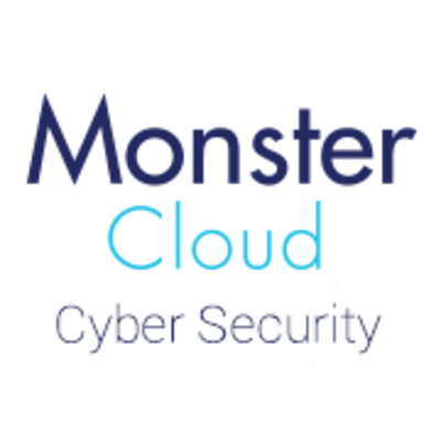 Monster Cloud Logo