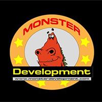 Monster Development Logo