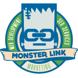Monster Link Marketing Logo