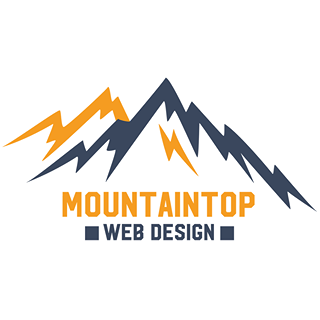 Mountaintop Web Design Logo