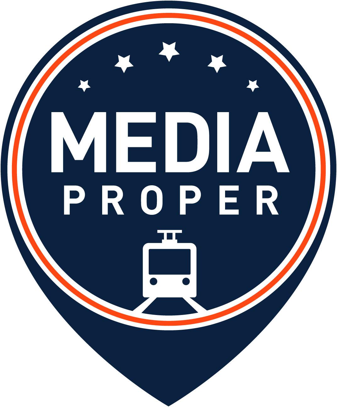 Media Proper Logo