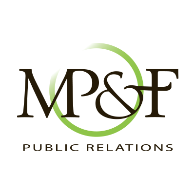 MP&F Public Relations Logo