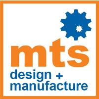 MTS Design + Manufacture Logo