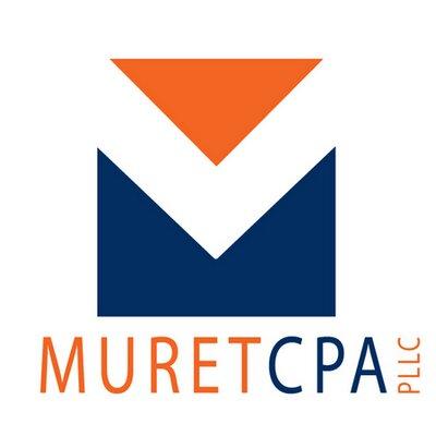 Muret CPA, PLLC Logo