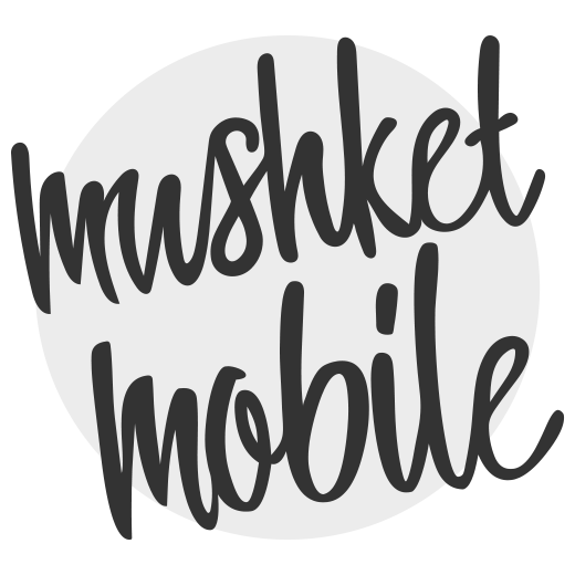 Mushket Mobile Logo