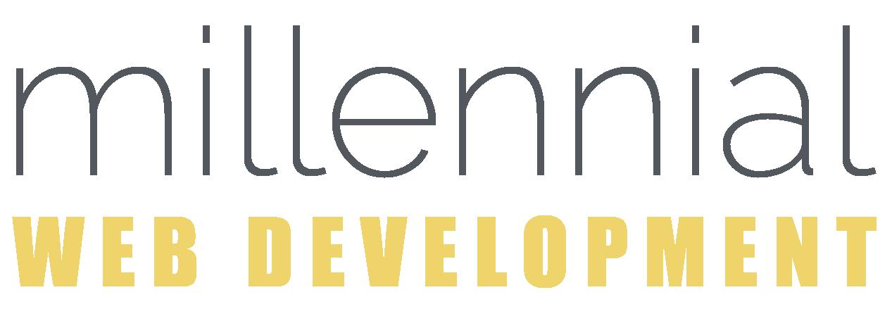 Millennial Web Development Logo