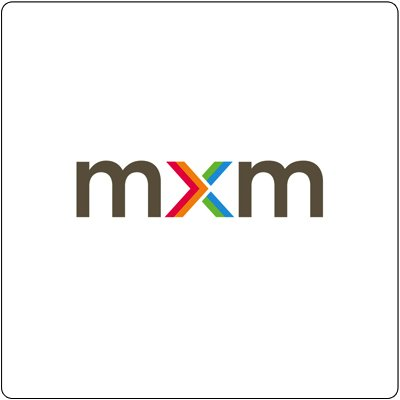 MXM (Meredith Xcelerated Marketing) Logo