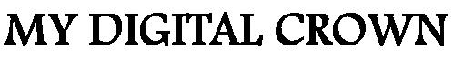 MyDigital Crown Logo
