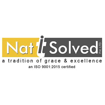 NatIT Solved Pvt. Ltd. Logo