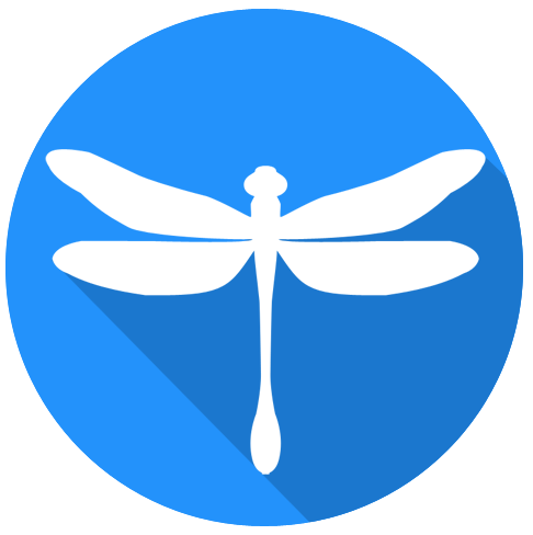 Neondragonfly Web Design Logo