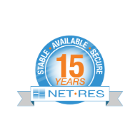 NetRes - Networking Results logo