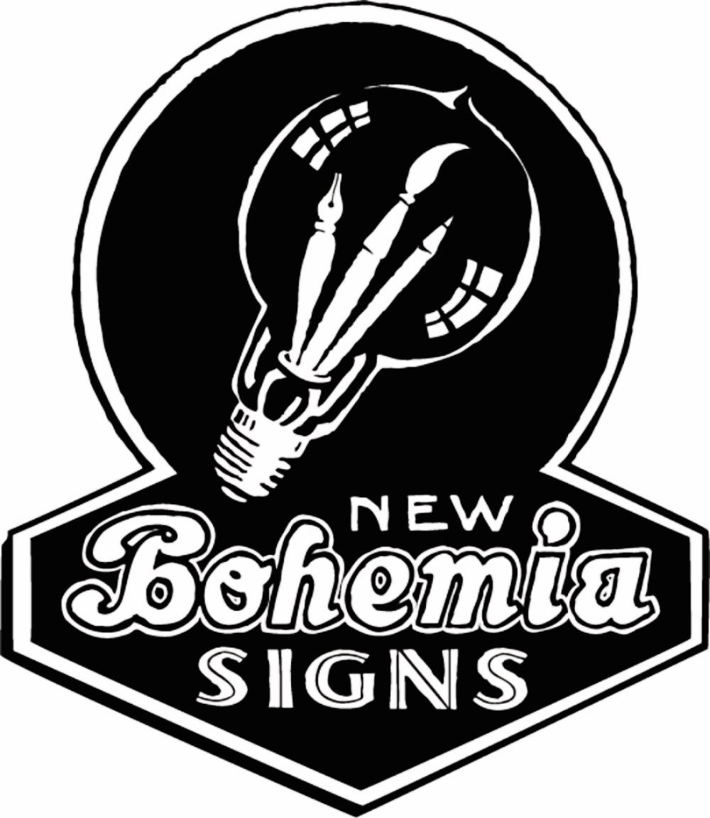 New Bohemia Signs