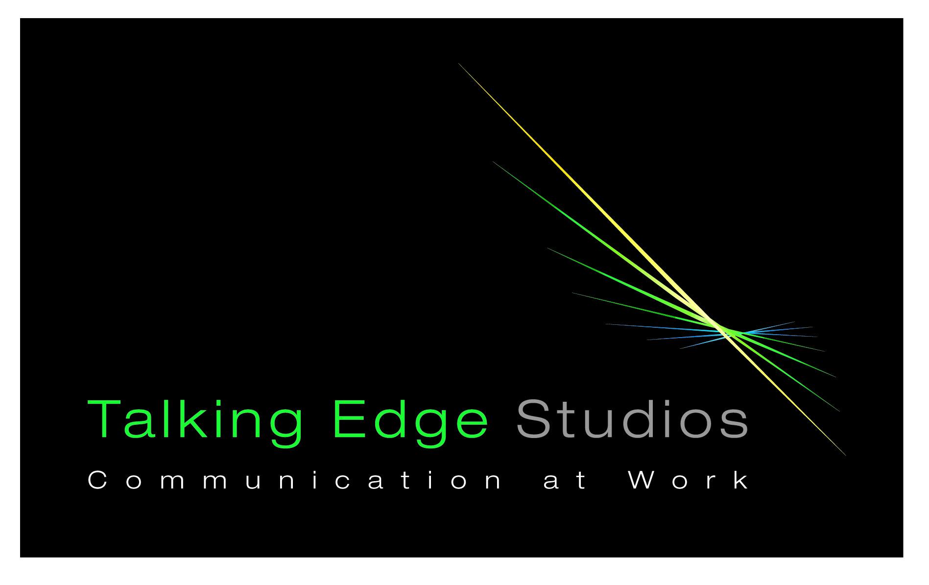 Talking Edge Studios Logo