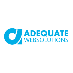 Adequate Web Solutions Logo