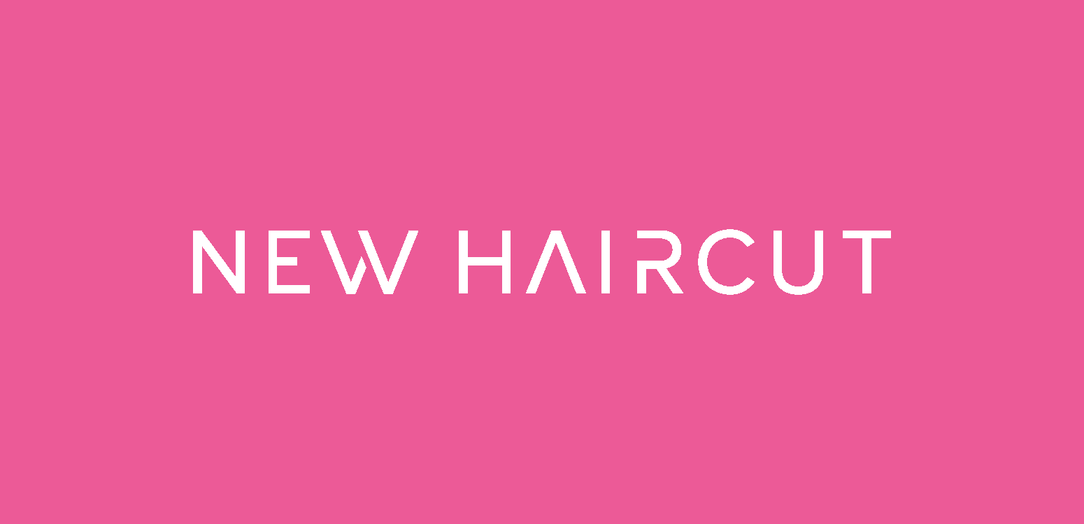 New Haircut Logo