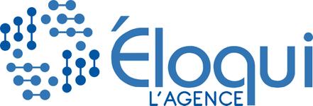 Agence Éloqui, Logo