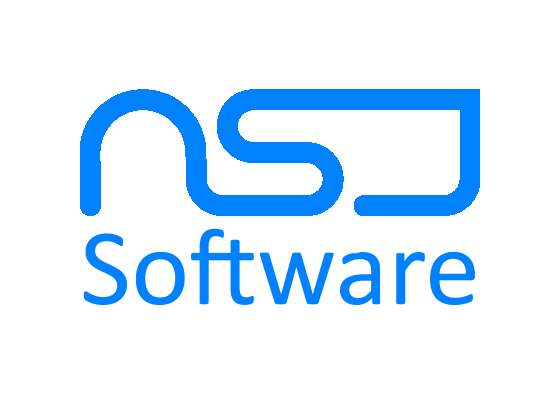 NSJSoftware - Out of Business Logo