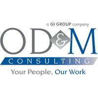 OD&M Consulting Logo