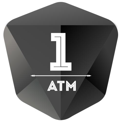 OneATM Marketing Agency Logo
