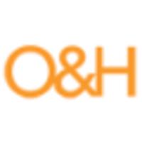 O&H Brand Design Logo