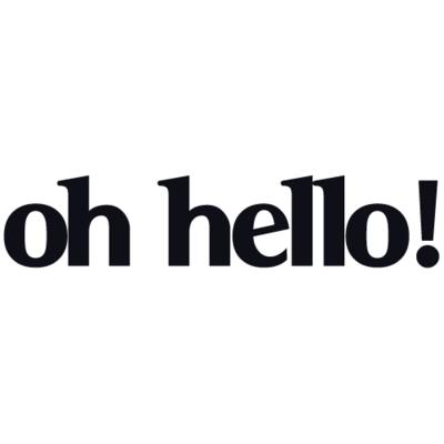 Oh Hello Agency Logo