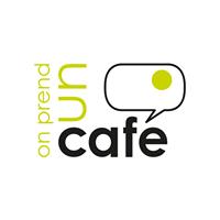 On Prend Un Cafe Logo