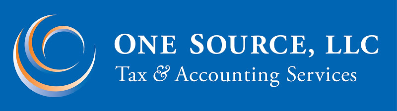One Source Tax & Accounting Services logo