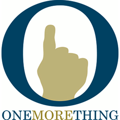 One More Thing LLC Logo