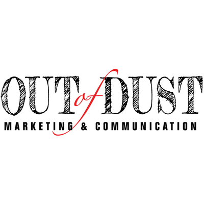 Out of Dust Marketing and Communication logo