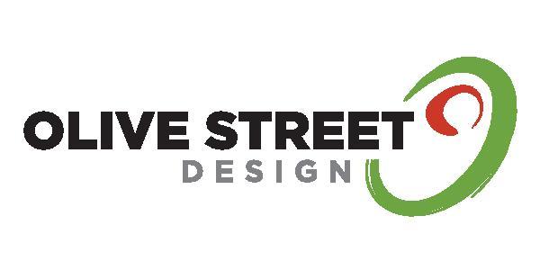 Olive Street Design  Logo