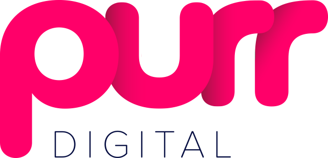 Purr Digital Logo