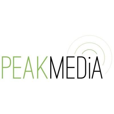 Peak Media LA logo